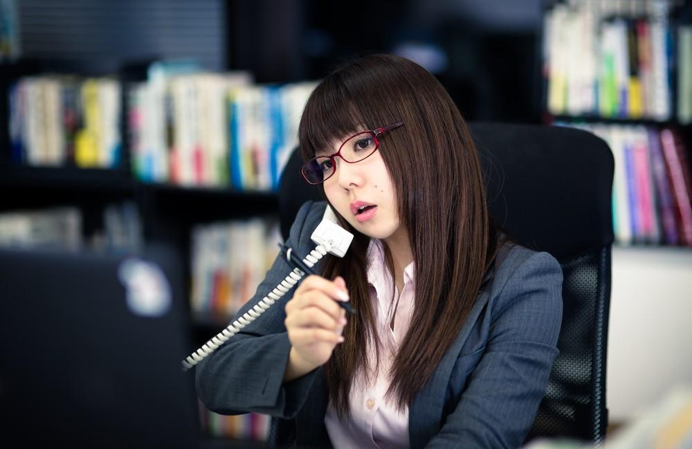 電話応対のルールについて